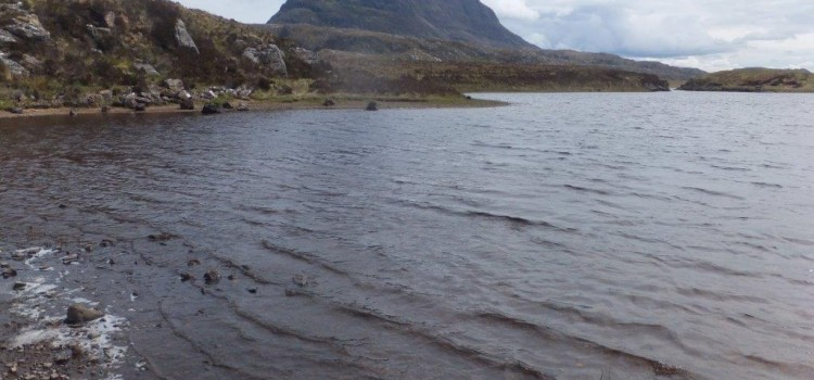 Suilven in Summer