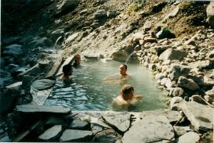 nepal hot springs