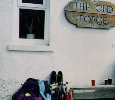 The Old Forge… the  most remote pub in mainland Britain