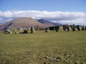 blencathra from castlerigg (between Threlkeld and keswick)