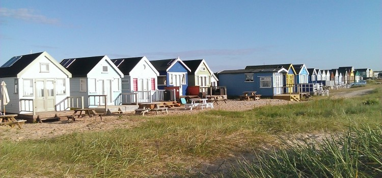 City life with a difference: Hengistbury Head in Bournemouth