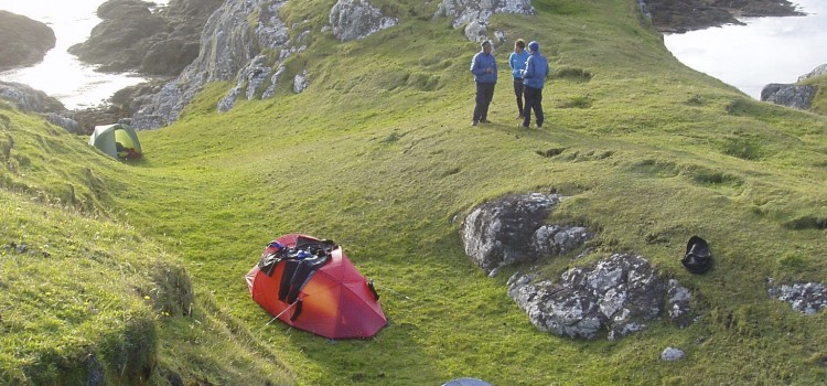 The case for wild camping
