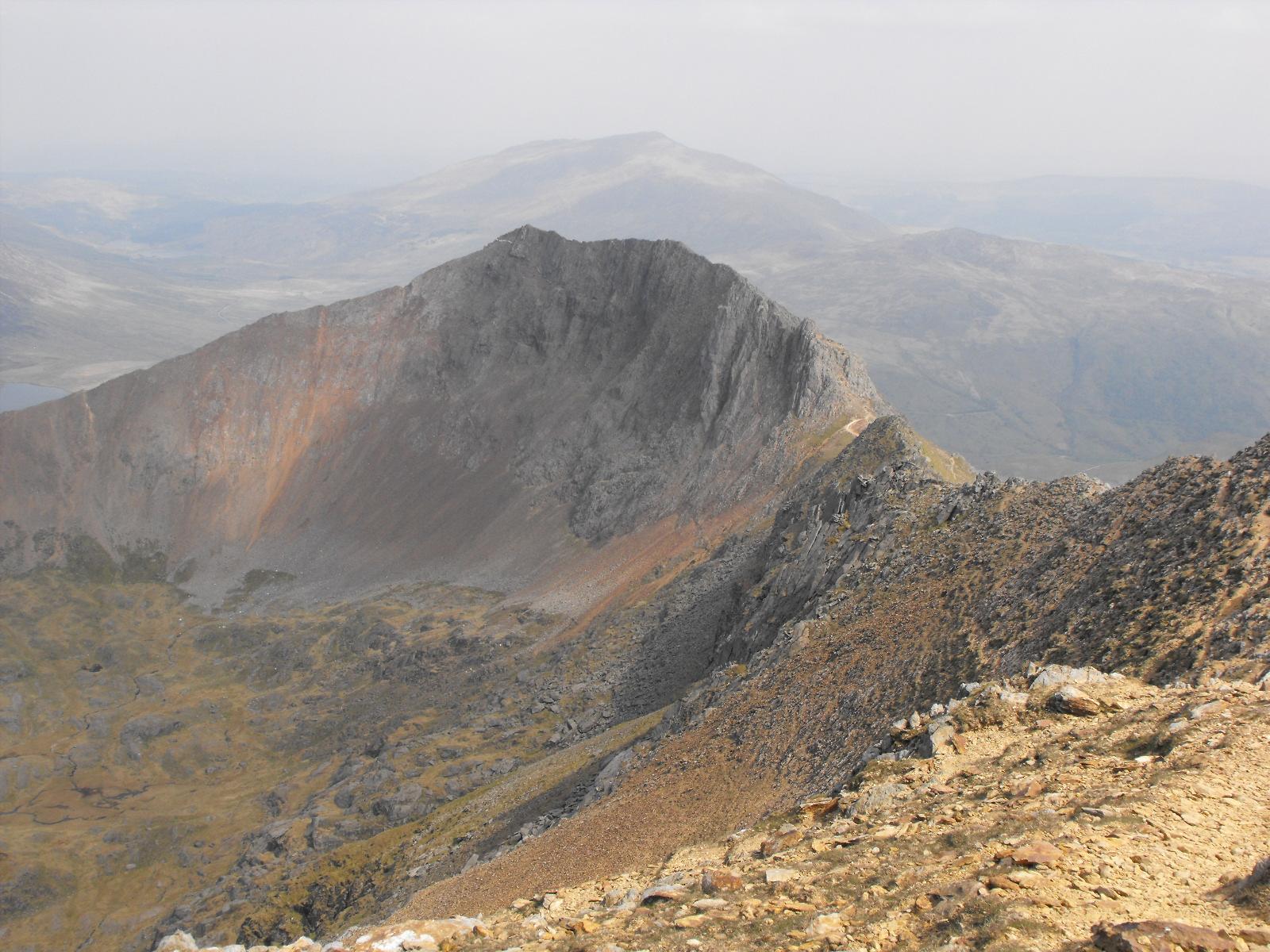 Glacial landforms - Climb it Range