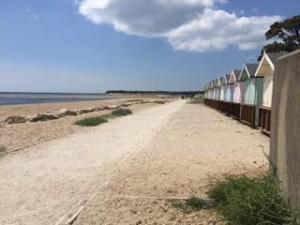 mudeford avon beach
