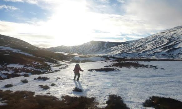 Cairngorms in December