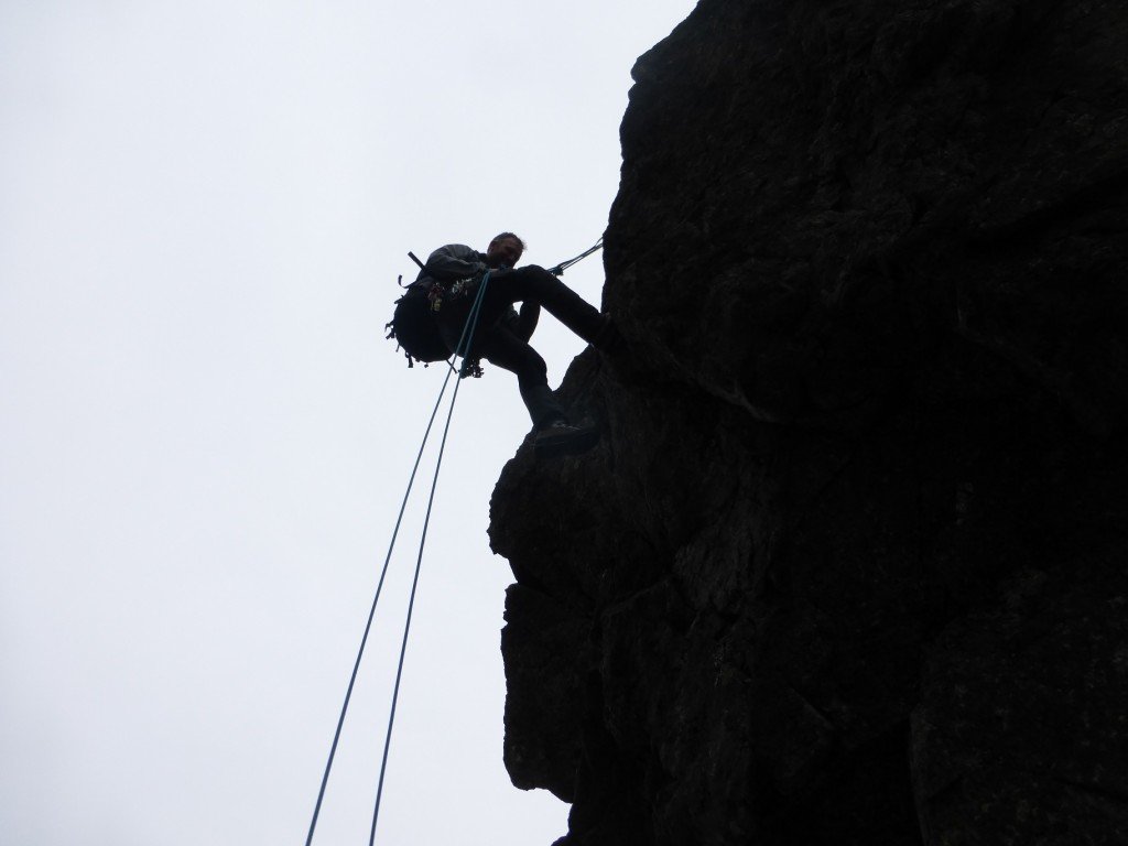 yet another abseil