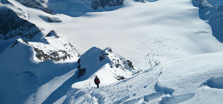 Fancy going on tour? … try ski touring.