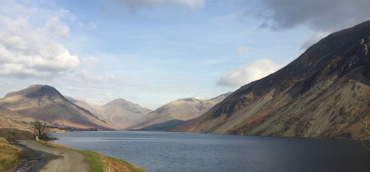 Wasdale and Scafell Pike