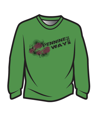 Green-Pennine-Way-Design-1-Long-Sleeve-T-Shirt