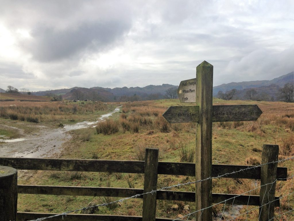 2. Open moorland on the way to Little Langdale