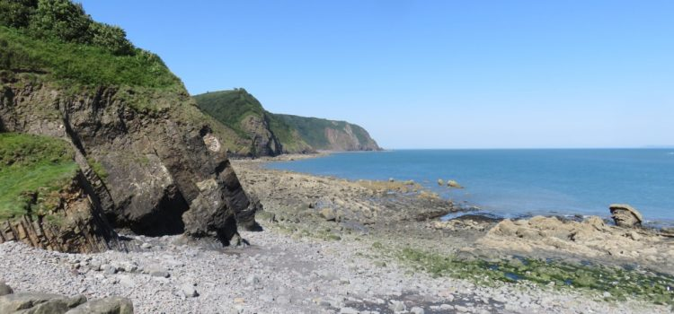 South West Coast Path:  section one – Minehead to Hartland Point