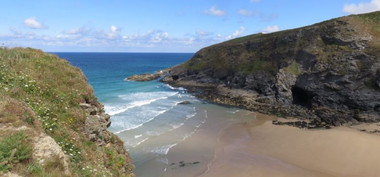 South West Coastal Path – 630 miles of incredible English coastline.