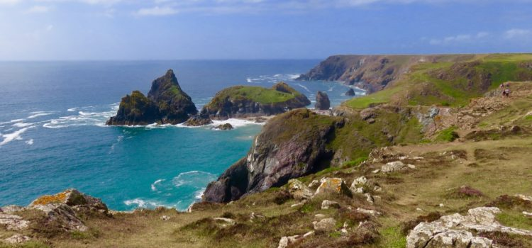 South West Coast Path: section four – The Lizard to Looe, Cornwall