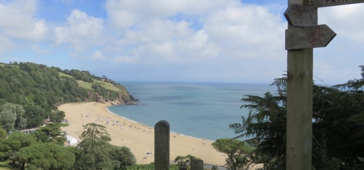 South West Coast Path: section five – from Looe to Kingswear