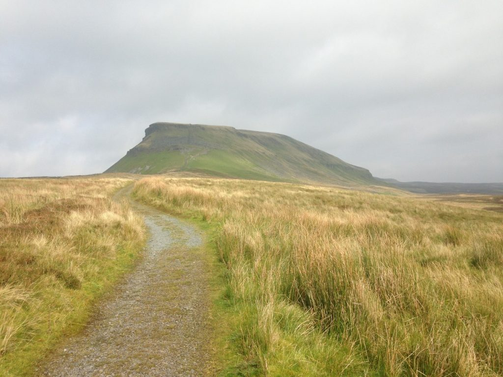 Pic 4 Approaching Pen y Ghent