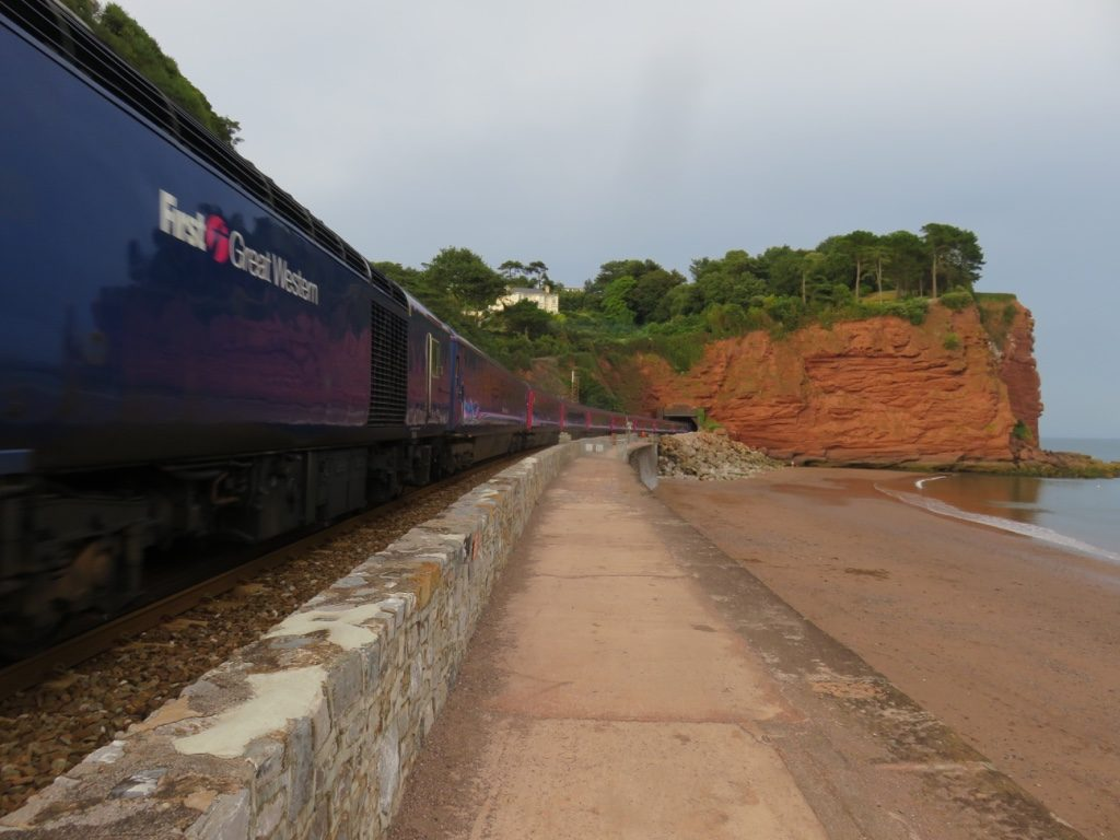 south west coast path section from kingswear to poole climb it range