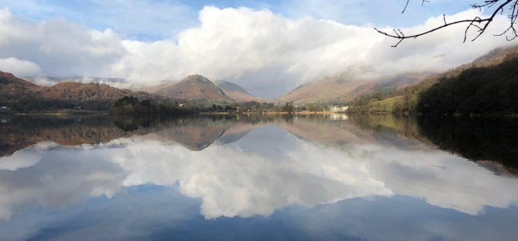 A gentle four mile walk from Grasmere to Ambleside