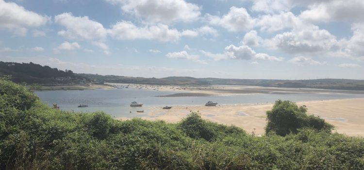 Cycling the Camel Trail – Padstow- Bodmin
